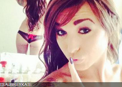 Meet with TS Aubrey Kate at Shemale Cams site TSMate!
