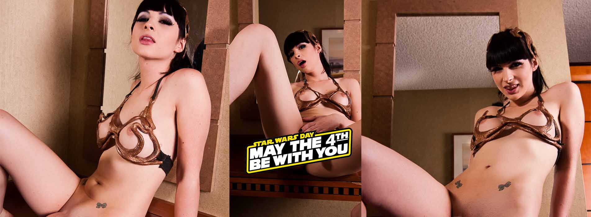 TS Bailey Jay StarWars